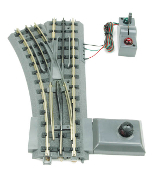 MTH40-1044 Real Trax O'42 Left Hand Switch