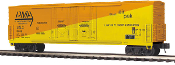 MTH20-93515 Plywood 50' Double Door Plugged Box Car