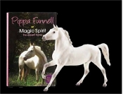 BRY 1714 Pippa Funnell's Magic Spirit with Book