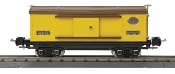 LNL11-70045 Lionel Yellow and Brown #2814 Box Car