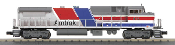 MTH30-20164-1 Amtrak Dash-8 with Proto 3.0