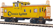 MTH20-91550 Chessie Extended Vision Caboose