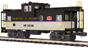 MTH20-91416 Savannah & Atlantic Extended Vision Caboose