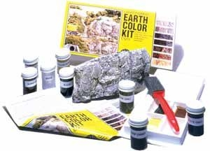WDS 1215 Earth Color Kit (8 Colors)