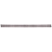 "ATO 6058 40"" Custom Rigid Straight with Simulated Wood Ties"