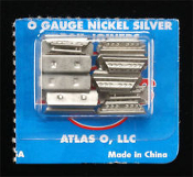ATO 6091 Nickel Silver Rail Joiners
