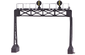 MTH30-11030 Die Cast O Scale Pennsylvania Signal Bridge