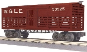 MTH30-7180 Wheeling & Lake Erie 19th Century Stock Car