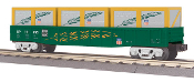 MTH30-72110 Western Pacific Gondola with Crates