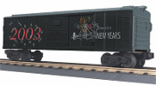 MTH30-74045 New Years 2003 Box Car
