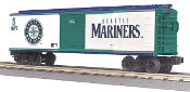 MTH30-74217 Seattle Mariners Box Car
