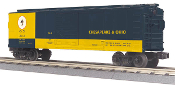 MTH30-74635 Chesapeake & Ohio Box Car