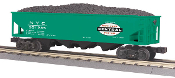 MTH30-75424 New York Central 4 Bay Hopper with Load