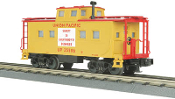 MTH30-7767 Union Pacific Steel Caboose