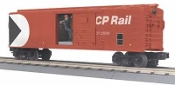 MTH30-79049 Canadian Pacific Operating Box Car with Signal Man