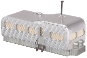 MTH30-90530 Stainless Mobile Home