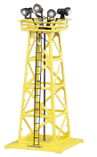 MTH30-9025 Lighted Floodlight Tower (Metal)