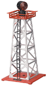 MTH30-9033 Operating Lighted Beacon Tower (Metal)