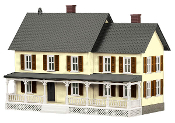 MTH30-90330 Country House (Lighted)