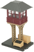 MTH30-9097 Elevated Gate Tower (Lighted)