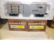 MTH33-7405 Rugged Rails Box Car
