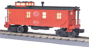 MTH33-7802 New York Central Woodsided Caboose (Lighted)