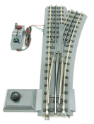 MTH40-1020 Real Trax O'72 Right Hand Switch