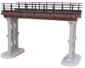 MTH40-1048 Real Trax Subway Trestle