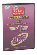 MTH60-1191 OGR Video Guide to DCS DVD