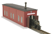 MTH30-90423 Single Stall Engine Shed