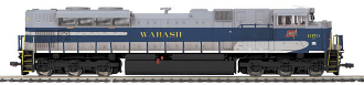 MTH80-2247-1 Wabash SD70ACe with Proto 3.0