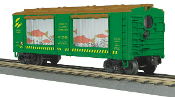 MTH30-79375 Sockeye Salmon Operating Aquarium Car