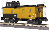 MTH30-77219 Caterpillar Steel Sided Caboose