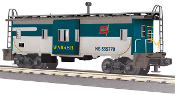 MTH30-77225 Wabash Bay Window Caboose