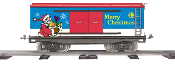 LNL11-30136 Christmas #214 Box Car