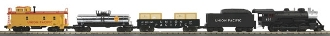 MTH30-4228-1 Union Pacific 2-8-0 Steam Freight Set with Proto 3