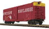 MTH20-93559 Western Maryland 50' Ps-1 Box Car