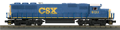MTH30-20235-1 CSX SD60 Diesel with Proto 3.0