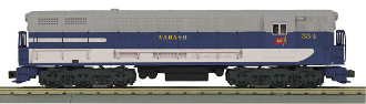 MTH30-20239-1 Wabash FM Trainmaster with Proto 3.0