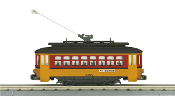 MTH30-5142 Pittsburgh Bump N Go Trolley