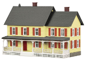 MTH30-90186 Yellow Country House