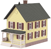 MTH30-90120 Tan/Brown House
