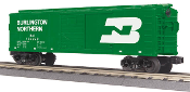 MTH30-74744 Burlington Northern Box Car
