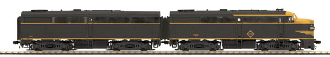 MTH80-2212-1 Erie Alco FA-1 AB with Protosound 3.0