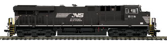 MTH80-2322-1 Norfolk Southern ES44AC Diesel with Protosound 3.0