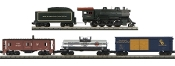 MTH30-4244-1 Pennsylvania 2-8-0 Steam Freight Set with 3.0