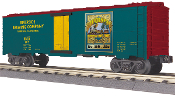 MTH30-78201 Riverside Brewing Company Modern Reefer Car