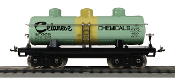 LNL11-30203 Celanese Chemical 215 3 Dome Tank Car