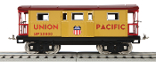 LNL11-30222 Union Pacific 217-1 Bay Window Caboose
