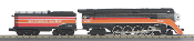 MTH30-1773-1 Southern Pacific 4-8-4 Gs-4 Daylight with Proto 3.0